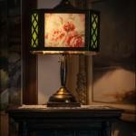 "Benedict Studios Lamp - H24"""