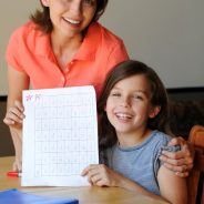 You should be thinking  about positive brain change while learning Math
